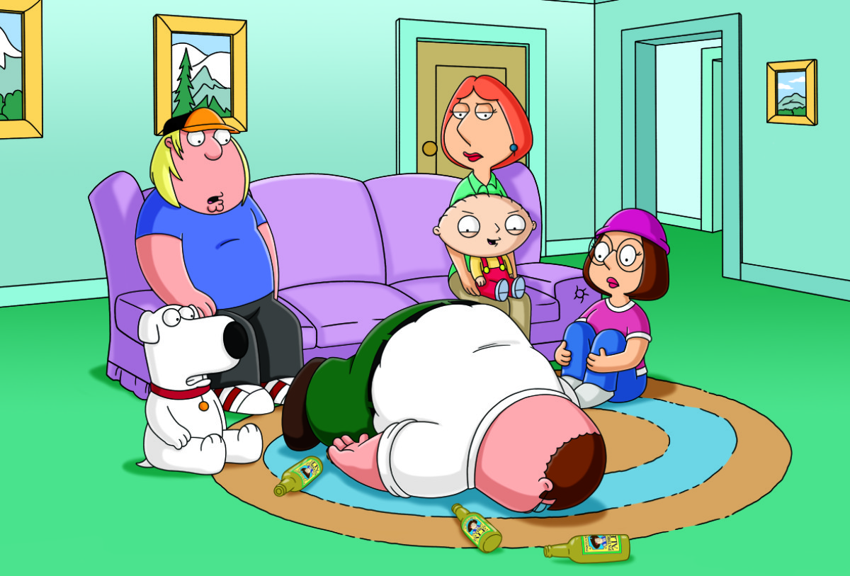 Family Guy Fox For Everyone In Everywhere