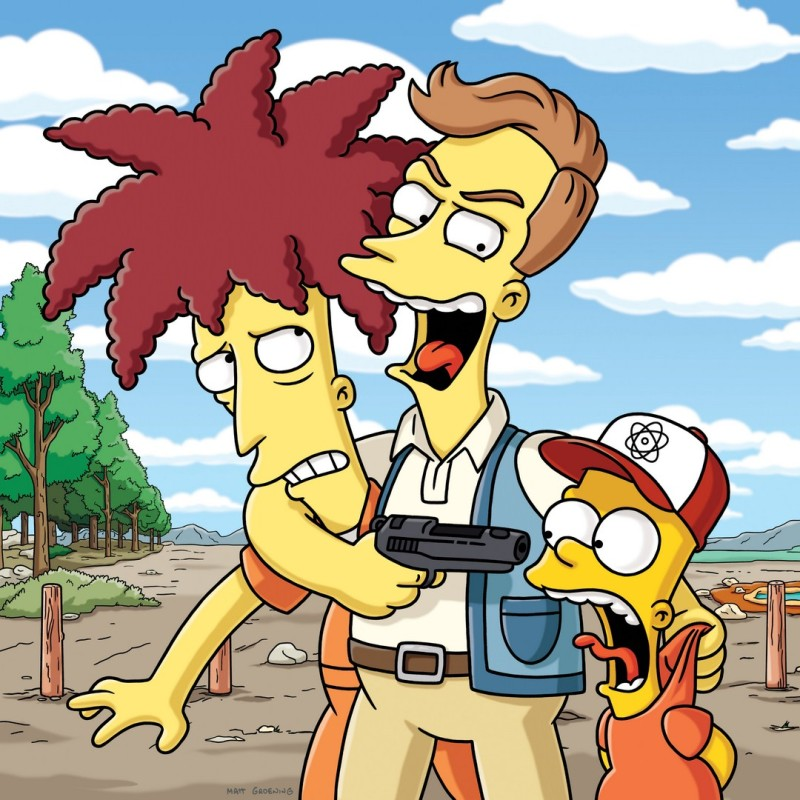 The Simpsons - FOX for everyone in everywhere